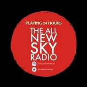 Logo The all new sky Radio